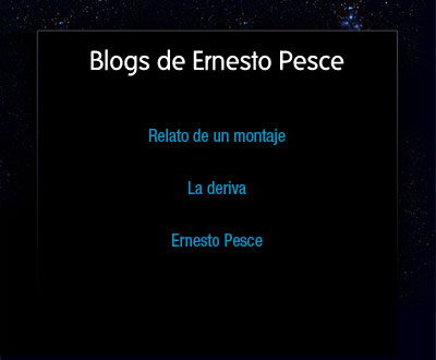 blogs de Ernesto Pesce